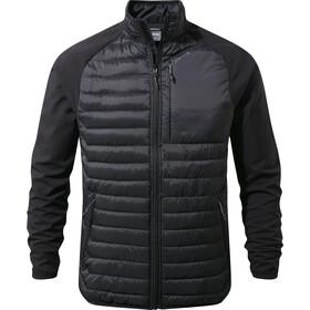 Craghoppers Voyager Hybrid Jacke Herren black